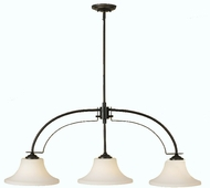 Feiss F2248-3 Barrington 3 Light Kitchen Island Fixture