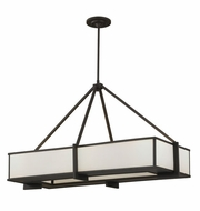 Feiss F2400-6-ORB Stelle Contemporary Kitchen Island Light