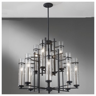 Feiss F262984AFBS Ethan 12-light Modern Style Chandelier
