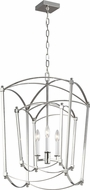 Feiss F3327-3PN Thayer Polished Nickel Foyer Lighting