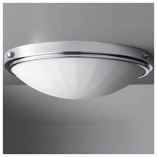 Perry Large Flush Mount Ceiling Light