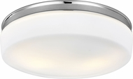 Feiss FM504CH Issen Chrome Ceiling Light Fixture