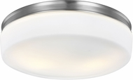 Feiss FM504SN Issen Satin Nickel Ceiling Light Fixture