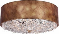 Feiss FM511ABBS Dori Modern Antique Burnished Brass Overhead Lighting