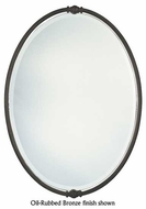 Feiss MR1044 Century Oval Wall Mirror