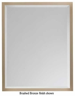 Feiss MR1093 Slim Square Wall Mirror