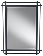 Feiss MR1107-AF Ethan Contemporary 27 Inch Tall Wall Mounted Mirror