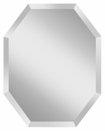 Feiss MR1155 Infinity 30 Inch Diameter Octagon Beveled Edge Mirror