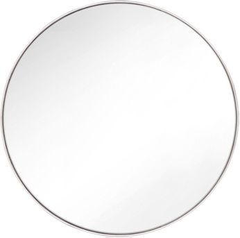 Feiss MR1301PN Kit Polished Nickel Wall Mounted Mirror