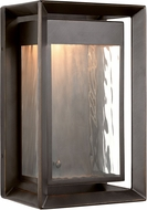 Feiss OL13701ANBZ-LED Urbandale Contemporary Antique Bronze LED Outdoor Lighting Sconce