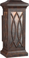 Feiss OL14200WAL-LED Rolland Walnut LED Exterior Light Sconce