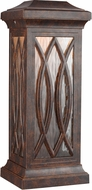 Feiss OL14202WAL-LED Rolland Walnut LED Exterior Lamp Sconce