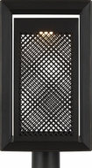Feiss OL15107ANBZ-L1 Milton Modern Antique Bronze LED Outdoor Post Lighting