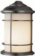 Feiss OL2203-BB Lighthouse 1-light 11 inch Exterior Wall Lighting Fixture in Burnished Bronze