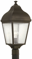 Feiss OL4007-ORB Terrace 1-light 22.5 inch Exterior Post Lamp in Oil Rubbed Bronze