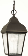 Feiss OL4011-ORB Terrace 1-light 16.75 inch Exterior Hanging Light in Oil Rubbed Bronze