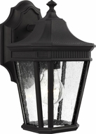 Feiss OL5420BK Cotswold Lane Traditional Black Outdoor 6.5 Light Sconce
