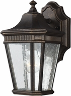 Feiss OL5420GBZ Cotswold Lane Grecian Bronze Outdoor Wall Lamp