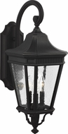 Feiss OL5422BK Cotswold Lane Traditional Black Outdoor 9.5 Lamp Sconce