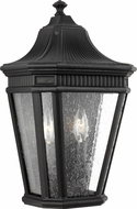 Feiss OL5423BK Cotswold Lane Traditional Black Exterior Wall Sconce Lighting