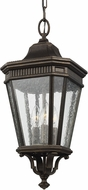 Feiss OL5431GBZ Cotswold Lane Grecian Bronze Exterior Lighting Pendant