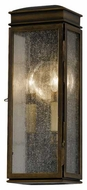Feiss OL7400ASTB Whitaker Small Outdoor Wall Sconce