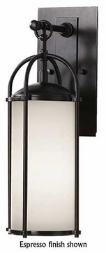 Feiss OL7604 Dakota Small Rustic Outdoor Wall Sconce