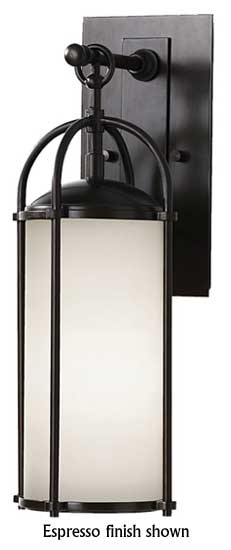 Feiss Ol7604 Dakota Small Rustic Outdoor Wall Sconce Loading Zoom