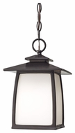 Feiss OL8511ORB Wright House Outdoor/Indoor Hanging Light - 13 Inch Long