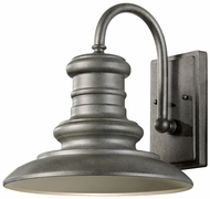 Feiss OL8601-TRD Redding Station Outdoor 12 Inch Diameter Large Exterior Wall Lamp