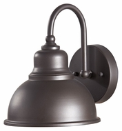 Feiss OL8701ORB Darby Outdoor Oil Rubbed Bronze 9 Inch Tall Wall Sconce Lighting