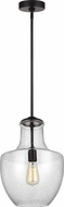 Feiss P1461ORB Baylor Contemporary Oil Rubbed Bronze Mini Pendant Lighting Fixture
