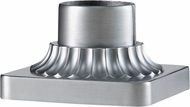 Feiss PIER MT-BRAL Brushed Aluminum Exterior Post Mount