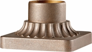 Feiss PIER MT-CB Corinthian Bronze Exterior Post Mount