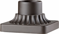 Feiss PIER MT-ORB Oil Rubbed Bronze Exterior Post Mount