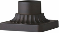 Feiss PIERMOUNT-DAC Dark Aged Copper Outdoor Post Mount