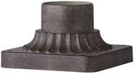 Feiss PIERMOUNT-WCT Weathered Chestnut Outdoor Post Mount
