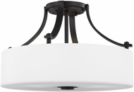 Feiss SF258ORB Sunset Drive Oil Rubbed Bronze 16  Home Ceiling Lighting