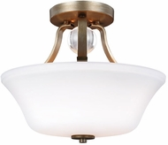 Feiss SF334SG Evington Sunset Gold Home Ceiling Lighting
