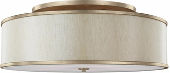 Feiss SF340SG Lennon Sunset Gold 30  Ceiling Light Fixture