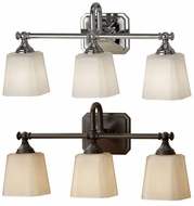 Feiss VS19703 Concord 3 Lamp Transitional 21 Inch Wide Vanity Light Fixture