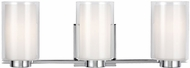 Feiss VS22603CH Bergin Chrome 3-Light Vanity Lighting