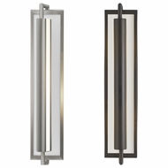 Feiss WB1452 Mila Contemporary Two Light Wall Sconce