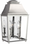 Feiss WB1813PN Galloway Polished Nickel Lighting Sconce