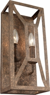 Feiss WB1865DSGL Marquelle Modern Distressed Goldleaf Lighting Wall Sconce