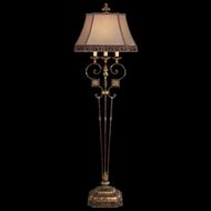 Fine Art 230920 Castile Antiqued Iron 69 Inch Tall Antique Floor Lamp