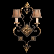 Fine Art 234350 Castile 2 Lamp 17 Inch Wide Traditional Lighting Sconce