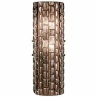Fine Art Lamps 842650 Constructivism Modern 20.5  Tall Lighting Sconce