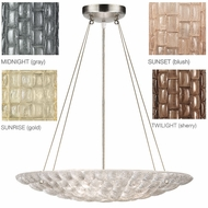 Fine Art Lamps 843240 Constructivism Contemporary 24  Wide Pendant Light Fixture