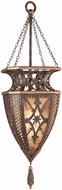 Fine Art Lamps 155749 Villa 1919 Traditional Rich Umber Pendant Lighting